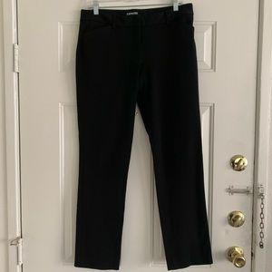 EXPRESS Editor Black Dress Pants